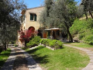 Villa Sanesi, Torri del Benaco