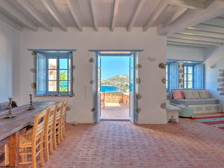 Patmos Eye Villa Sea View