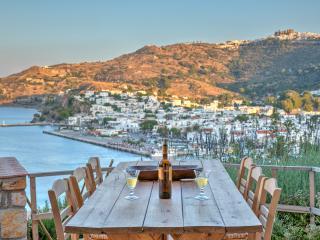 Patmos Eye 2, an amazing sea view villa in Patmos, Skala