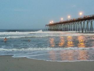 3BR/ 2&1/2 BA beachfront/oceanfront condo