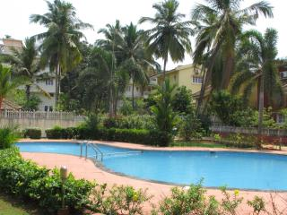 Luxury 2BKH Apartment COLVA Beach south GOA F1, Colva