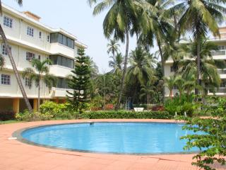 Sunny 2BKH Holiday Apartment COLVA Beach  GOA F2, Colva