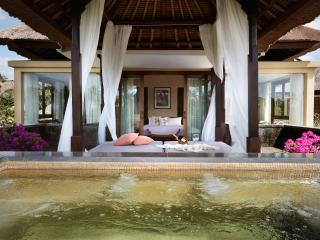 Luxury 3 Bedroom Pool Villa at Ubud, Bali with a breathtaking valley view