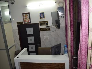 Reception view of Shree Ram Guest House Jaipur
