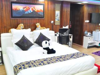 Penthouse Suite in Central Thamel, Katmandú