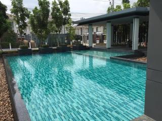Cozy Villa @ Phuket w/wifi, gym & pool