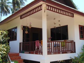 Bungalow mit 2 Schlafzimmer, Strand 5 min zu Fuss, Lamai Beach