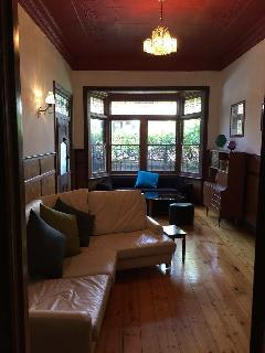 Original lounge. One of two