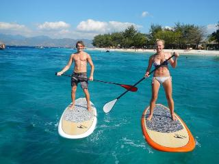 North Shore Hideaway - SUP/Bikes/Snorkel Gear included!