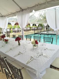you can combine your stay with your private event