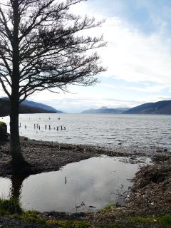 Loch Ness (winter)