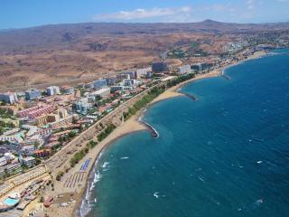 Beautiful and comfortable sea view apartment, San Agustín