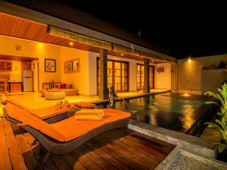 Beautiful and Romantic Taman Amertha Villas