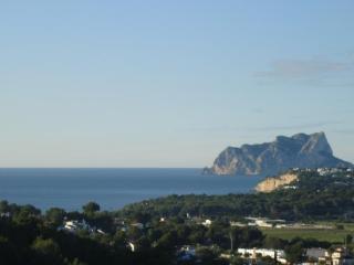 House with Fantastic Sea Views, Moraira