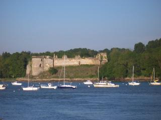 Villa avec vue sur mer 500 m du port du guildo tout près du GR 34 Vaux Verts