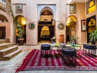 Logement Maison d'Hôtes Marrakech maroc