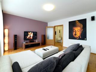 Penthouse with large terrace, Zagreb