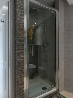 Comfortable shower