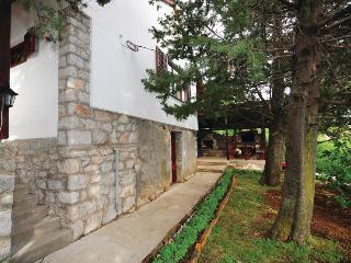 House on Adriatic coast, Karlobag