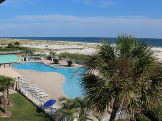 Direct Gulf Front Condo on the Beach, Costa del Golfo
