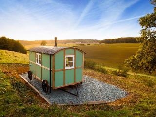 Clavertye Valley Shepherds Hut, Elham