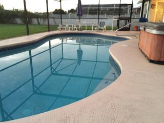 Florida Vacation Villa, close to Disney, to rent.