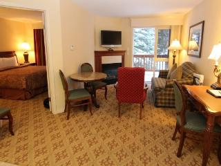 Lake Louise Inn Deluxe 2 Bedroom Suite, Lago Louise