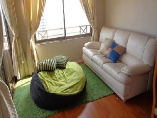 FURNISHED AND SPACIOUS APARTMENT,  SOUTH, SEA VIEW