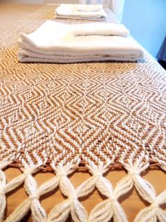 Textile tissé par les artisanes de Chamula