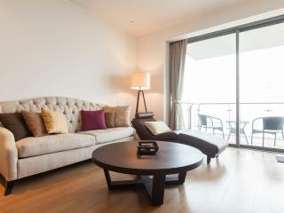 Luxury 2 Bedroom apt with river view close to CBD, Bangkok