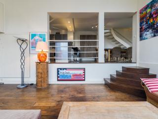 Appartement unique a Montmatre