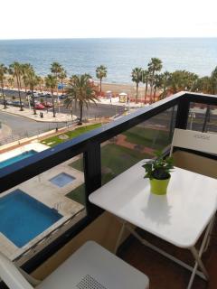 Balcón y vistas desde el balcón