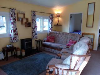 Torwood 2 Family Woodland Retreat Lodge, Cenarth