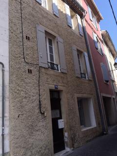 Townhouse exterior