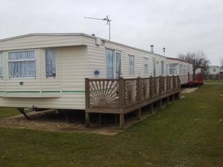 3 bed/8 berth Caravan on Golden Palm