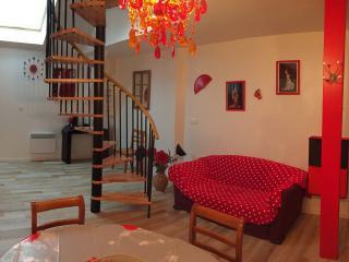 Gîte le flamenco,2 chambres 5 couchages, Sin-le-Noble