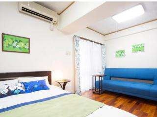 Clean Room. Max 3. Near the Airport, Naha