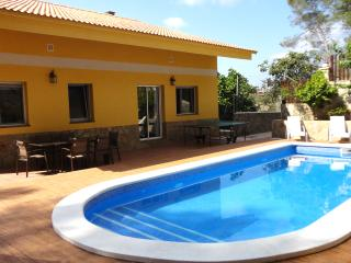 Villa Estela with private pool, Olivella