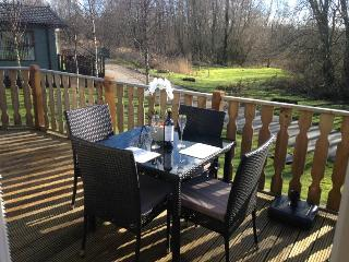 Lodge in Sth. Lakes with shared leisure facilities, Carnforth
