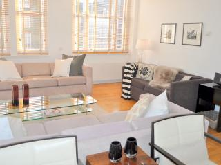 NEW! LUXURY!!! COVENT GARDEN! 2 BEDROOMS/ 3 BEDS/ 2BATH, 3 minutes to subway!!