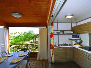 Cottage pour 2 personnes, résidence calme, Le Vauclin