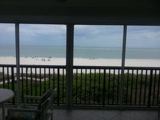 Sea Winds Beautiful Beach Front Condo #301, Marco Island