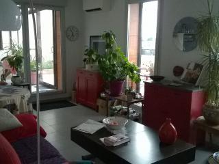 Appartement proche gare et Comédie avec terrasse, Montpellier