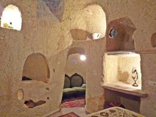 Underground Cave Suites