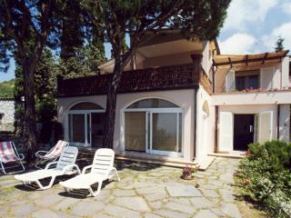 Villa panoramica Isola d'Elba 7/8 posti letto, Patresi