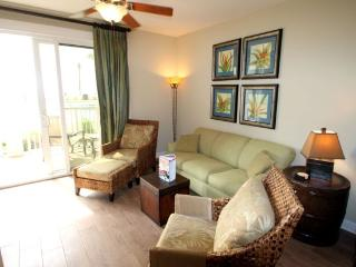 Enjoy FREE BEACH CHAIR SERVICE with rental of our beautiful Ground Floor 2 Bedroom at Grand Panama Resort, Panama City Beach