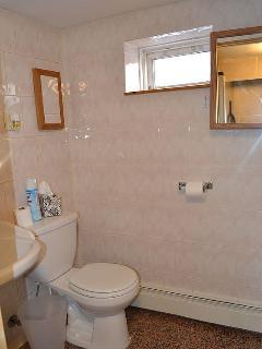 1/2 Bathroom.