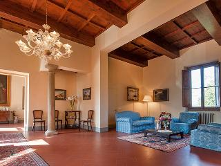6 bedroom Villa in Vicchio, Tuscany, Italy : ref 5455401