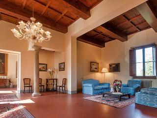 6 bedroom Villa in Vicchio, Tuscany, Italy : ref 5455401