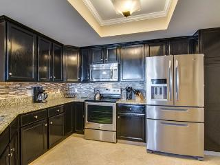 Gourmet Kitchen with Granite and Stainless Steel Appliances